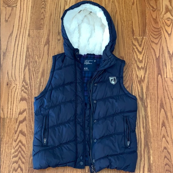 American Eagle Outfitters Jackets & Blazers - American Eagle Vest